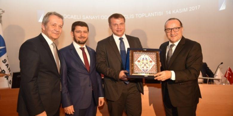 Бизнес-делегация из Северной Осетии презентовала инвестиционный потенциал республики турецким предпринимателям