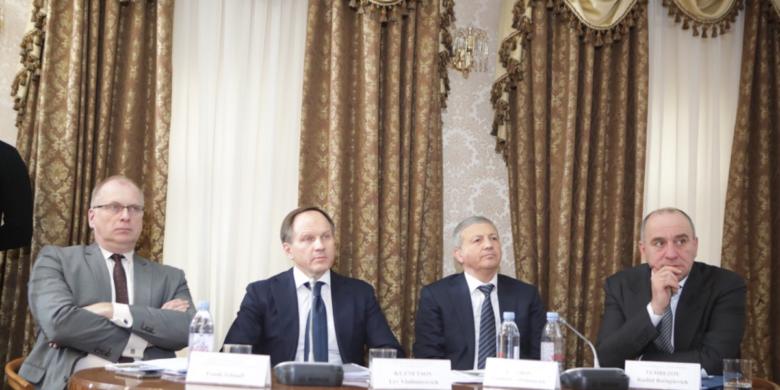 В Москве прошла презентация инвестпотенциала РСО – Алания для Ассоциации европейского бизнеса