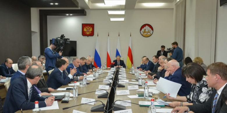Проектное управление будет внедрено в муниципальных образованиях РСО — Алания