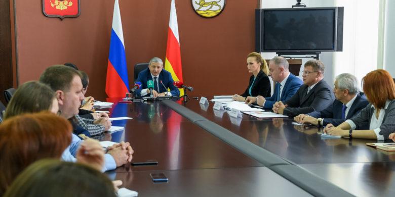 Дискуссии по стратегии экономического развития пройдут в Северной Осетии