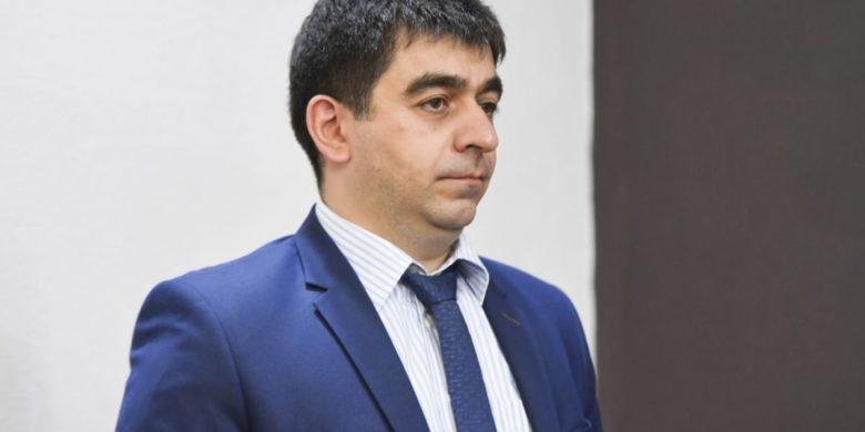 Александр Плиев уволился с поста гендиректора агентства развития Северной Осетии