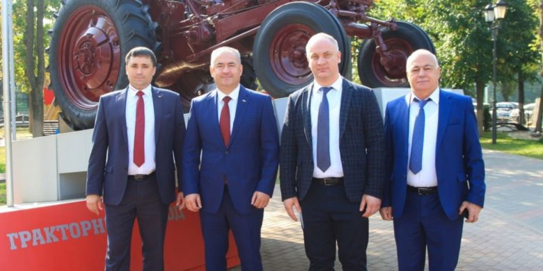 Северная Осетия расширяет взаимовыгодные партнерские связи с Республикой Беларусь