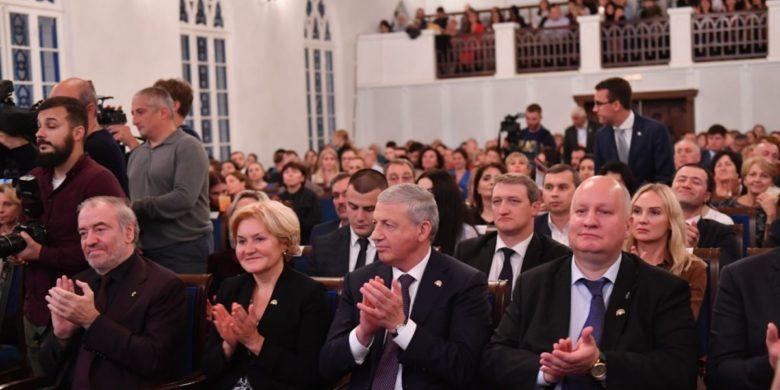 Северная Осетия приняла эстафету Всероссийского театрального марафона