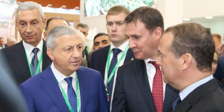 Дмитрий Медведев дал высокую оценку развитию сельского хозяйства Северной Осетии