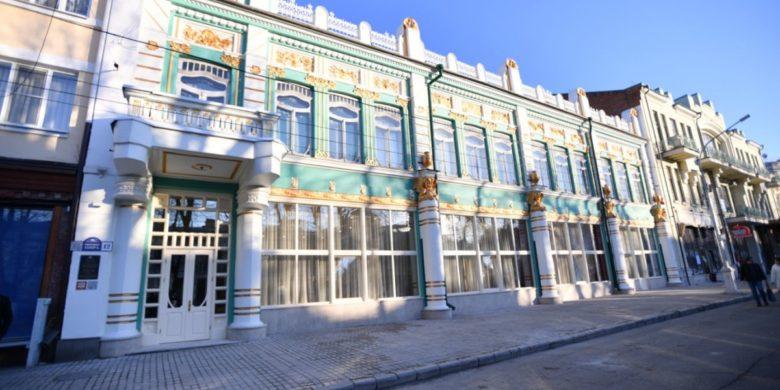 Художественный музей имени Махарбека Туганова во Владикавказе открылся после реконструкции