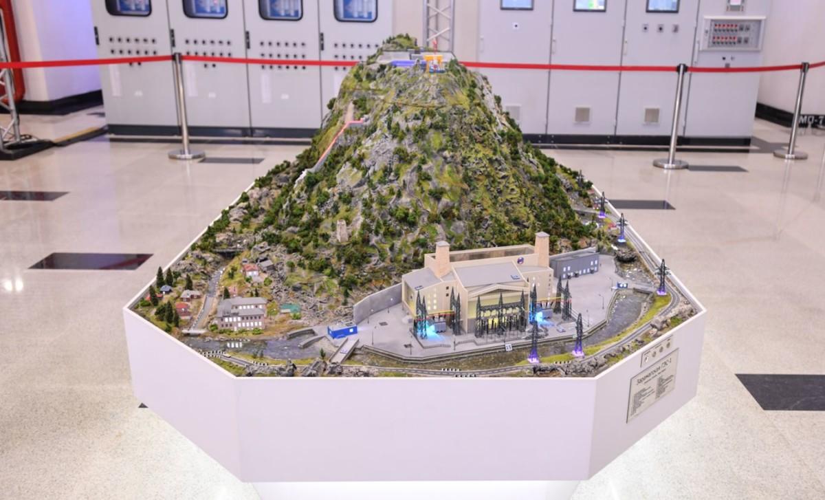 Самый высоконапорный в России Зарамагский гидроэнергетический комплекс-1 успешно запущен в эксплуатацию