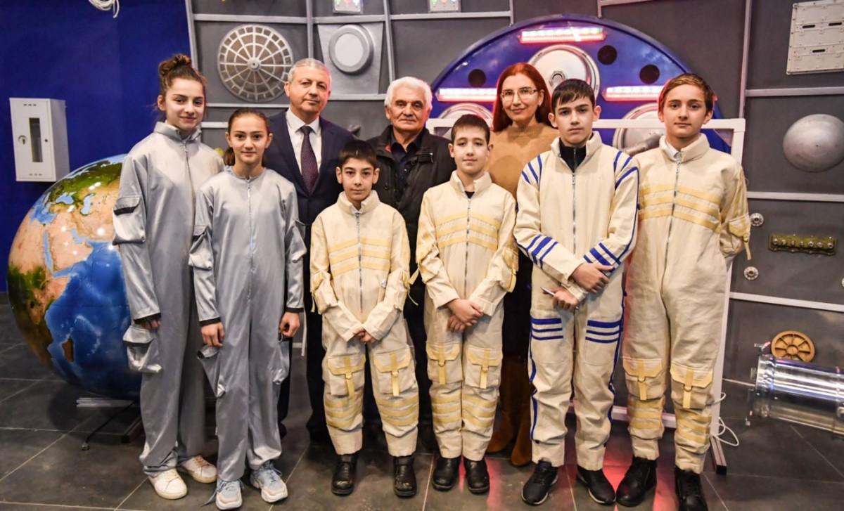 Ближе к звёздам: Владикавказская школа космонавтики им. Р.В.Комаева распахнула свои двери