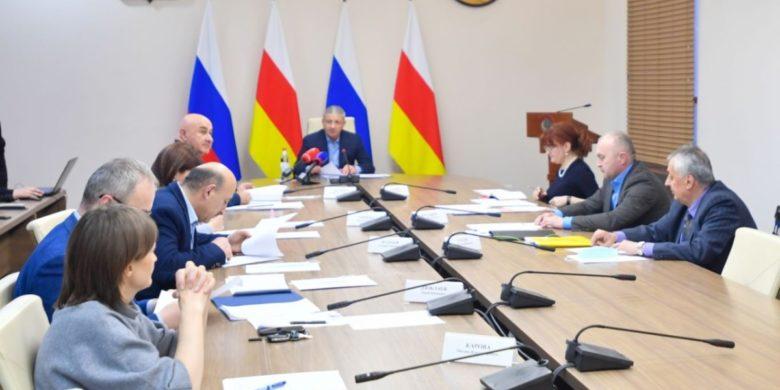 Темы Проектного офиса под председательством Главы РСО-Алания: Туризм и зоны приоритетного экономического развития в республике